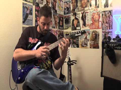 Guitar Demonstration