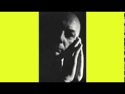 Vidéo de Henri Michaux