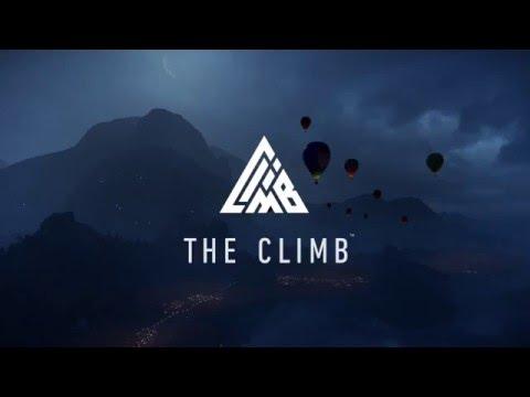 Climbing In Virtual Reality Looks Amazing