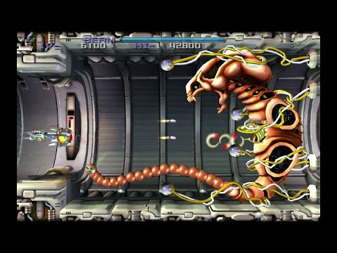 R-Type Dimensions - Nintendo Switch, Steam Announcement Trailer thumbnail