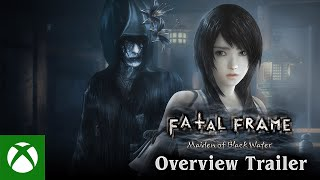 Xbox FATAL FRAME: Maiden of Black Water - Overview Trailer anuncio