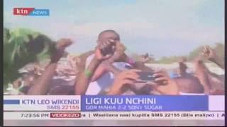 Timu ya Gor Mahia watuzwa taji la ligi kuu
