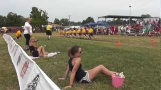 Mt. Vernon tug of war team (640 Kilo Weight Class) video #3