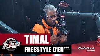 Timal   Freestyle D'en*** #PlanèteRap