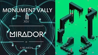 Monument Valley 2 : THE MIRADOR Chapter 14 - Level 14 Walkthrough Video