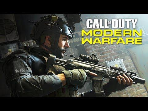 Call of Duty: Modern Warfare PC Multiplayer Gameplay LIVE! (COD MW PC Multiplayer Gameplay)