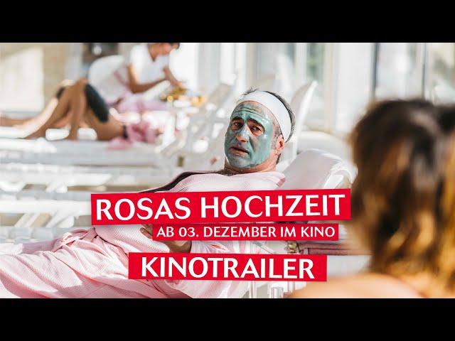 ROSAS HOCHZEIT – Filmstart verschoben