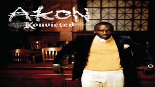Akon - Never Took The Time Slowed