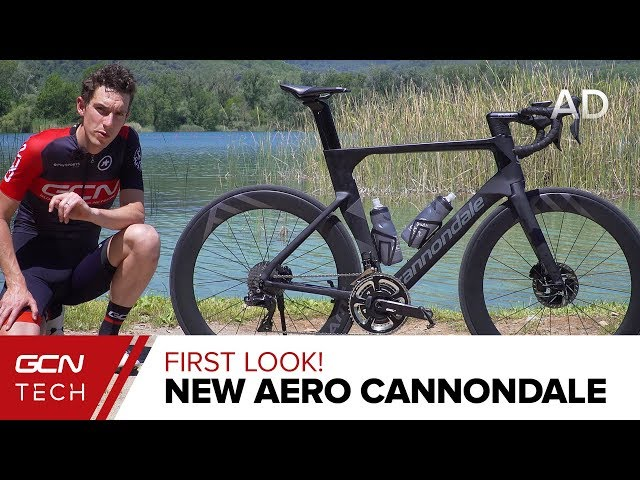 fc5246d0a The New Cannondale SystemSix Aero Road Bike