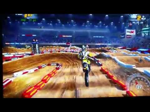mx vs. atv supercross para xbox 360