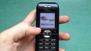 Nokia 1600 retro review (old ringtones, themes & games