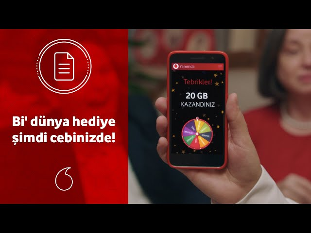 Vodafone Yanımda'ya Nerede Girdiğinize Bu Aralar Dikkat Edin :)
