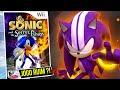 Bizarro Jogo Do Sonic Darkspine Sonic And The Secret Ri