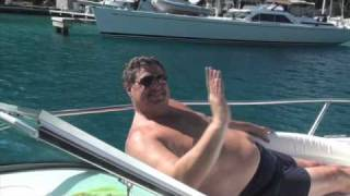 preview picture of video 'St. John Charter Boat USVI Palm Tree Charters from  Cruz Bay  goes to The  BVI'