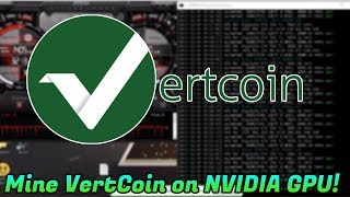 How To Mine Vertcoin Nvidia Soat Dash Mining Gpu – MicroArt Cejas y
