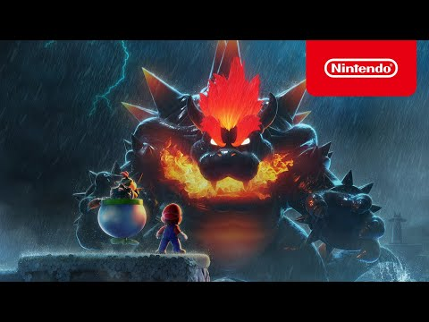 Super Mario 3D World + Bowser's Fury Trailer Breakdown