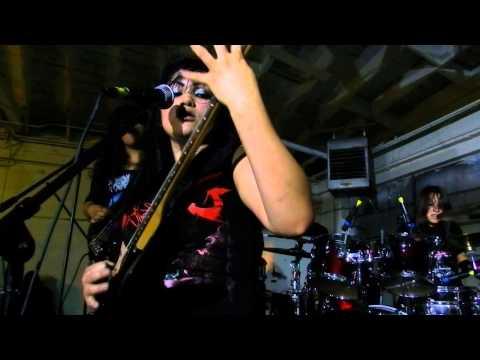 HARLEQUIN Masochistic Salvation Live MAIDENS OF METAL II 04/06/2013