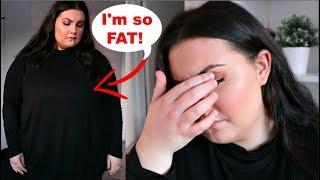 I'm Fat And I Hate Myself | My Story