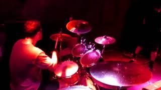 STRUNG OUT - Velvet Alley - Drum Cam | Fargo ND