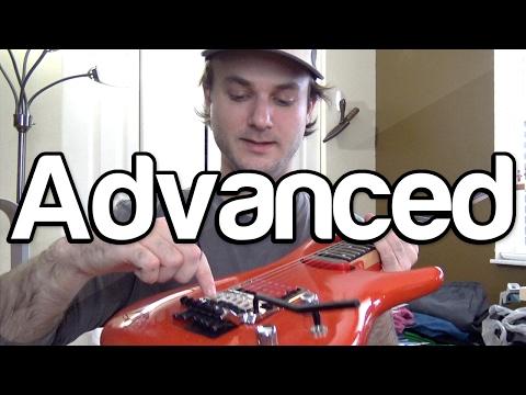 Advanced Guitar Tutorial (M3RKMUS1C)