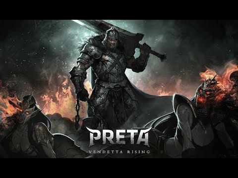 Preta Vendetta Rising Gameplay - Available Now Early Access - Cool