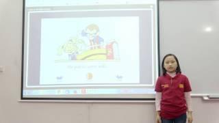 [WSI] K2.1 Lâm Oanh - Story Telling