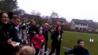 preview picture of video 'Real Peel  runathon. Livingston Sunday 25 April'