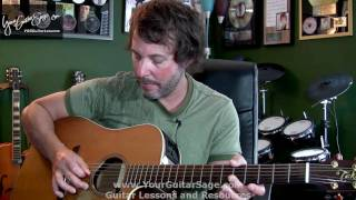 Absolute First Beginner Acoustic Guitar Lesson – Beginner Acoustic Guitar Lesson