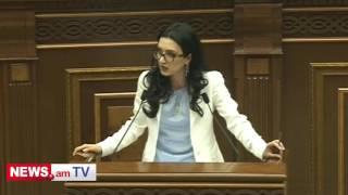 Ես դառնում եմ ի շրջանս յուր. Արփինե Հովհաննիսյան