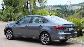 VW Virtus Highline + Painel Digital - avaliação, preço e especificações - www.car.blog.br