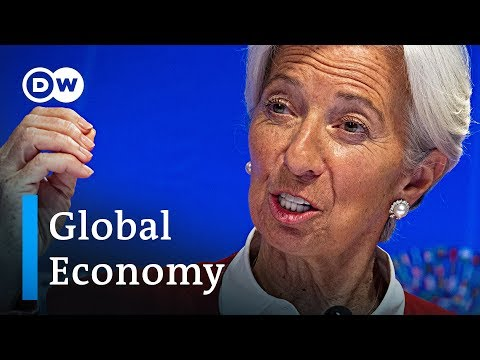 Global economy caught in slowdown | DW News