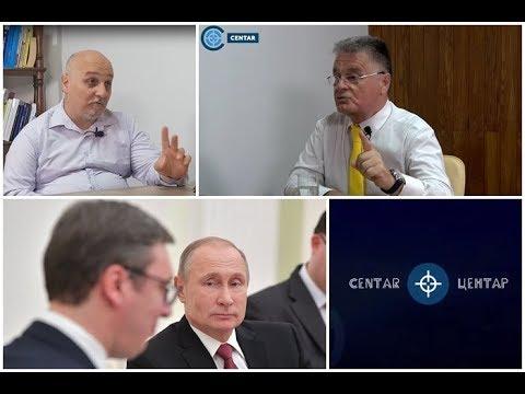 Dejan Lučić: Putin je Vučiću u kolima rekao - Sine, nema sedenja na dve stolice    U CENTAR