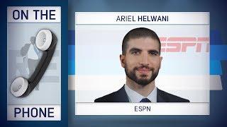 ESPN's Ariel Helwani Talks McGregor vs Khabib Nurmagomedov UFC 229 w/Rich Eisen   Full Interview