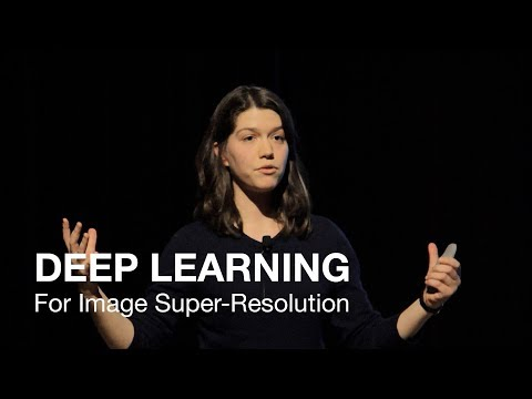 Deep Learning for Image Super-Resolution