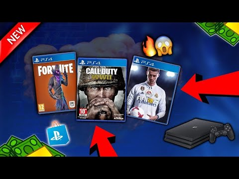 🥇 How to hack fortnite Game free Unlimited weapon PS4 Mod