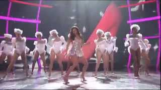 Jlo's Reign - Jennifer Lopez - Louboutins - Live So You Think You Can Dance - HD