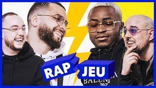 Landy vs GLK - Rap Jeu #24 avec DJ Bellek & AKM