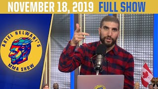 Ben Askren, Junior Dos Santos, Mick Foley  | Ariel Helwani's MMA Show (November 18, 2019) | ESPN MMA