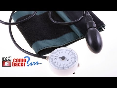 Para diagnosticar la hipertensión