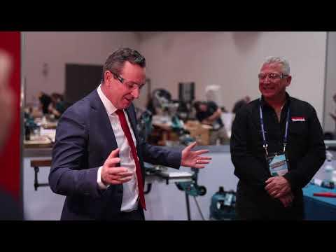 WorldSkills Australia National Championships   Andrew Shaw from Makita Australia Thumbnail