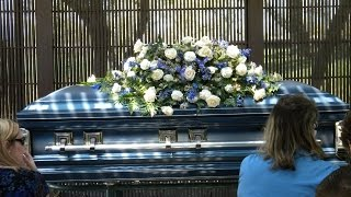 CELEBRITY FUNERALS (PART #2) UPDATED/REDONE