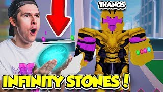 heroes online thanos roblox - TH-Clip
