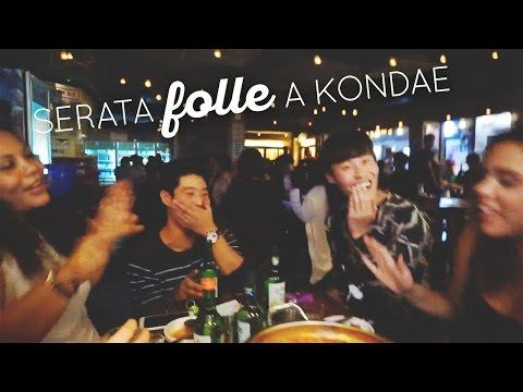 Discoteca, rapina e ragazzi coreani // Kondae Nightlife