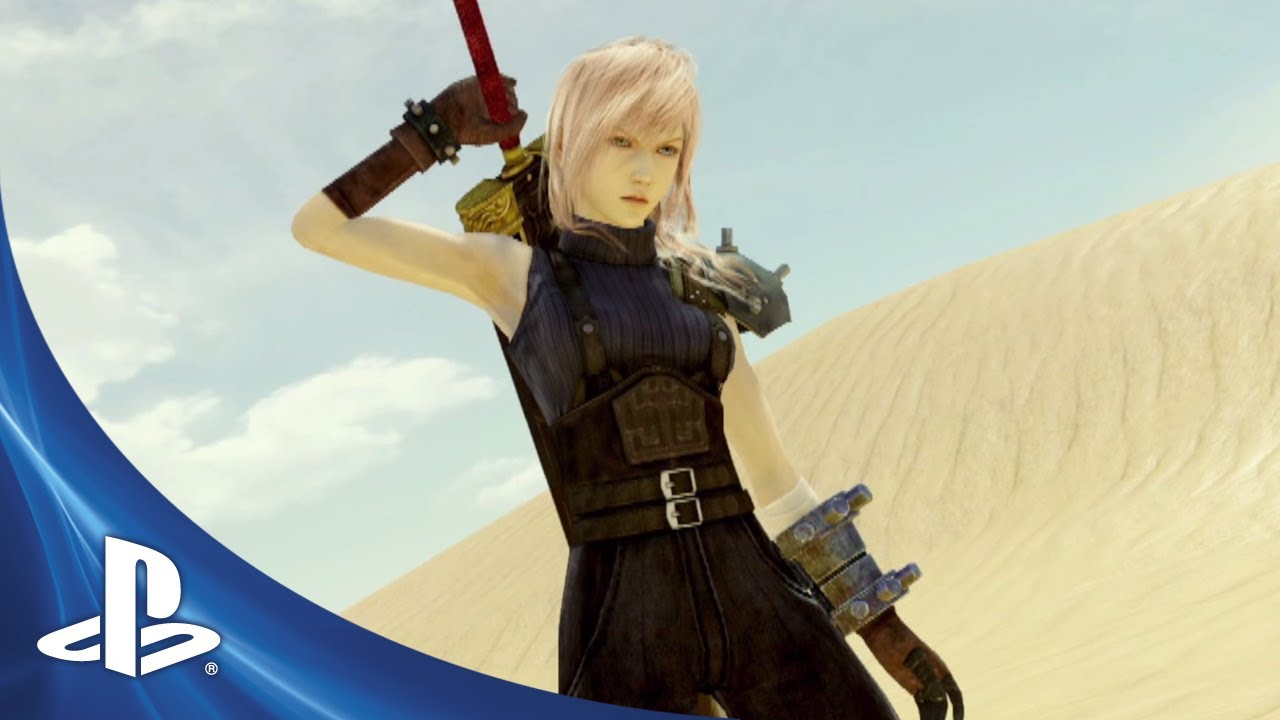 Get Cloud's Buster Sword & Uniform in LIGHTNING RETURNS: FINAL FANTASY XIII