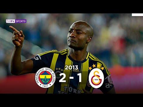 Fenerbahçe 2 - 1 Galatasaray Maç Özeti 12 Mayıs 2013