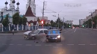 Car Crash Compilation June 2015 06 05