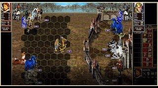 ГЕРОИ 3 | Финальная битва Paragon(моделирование)