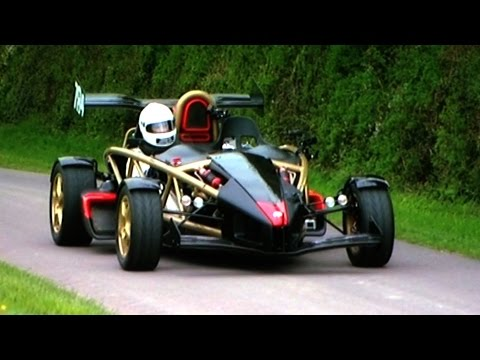 Ariel Atom V8: The Fastest Accelerating Road Car On The Planet - Fifth Gear Mp3