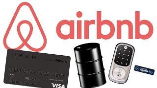 Will AirBnB IPO??? - Amazon Key - Uber Credit Cards - Saudi Aramco IPO