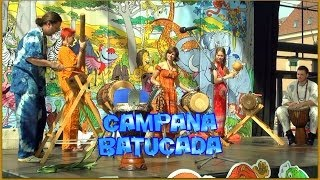 preview picture of video 'CAMPANA BATUCADA - Mlyny Nitra'